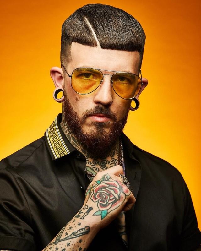 Corte de cabelo masculino 2019
