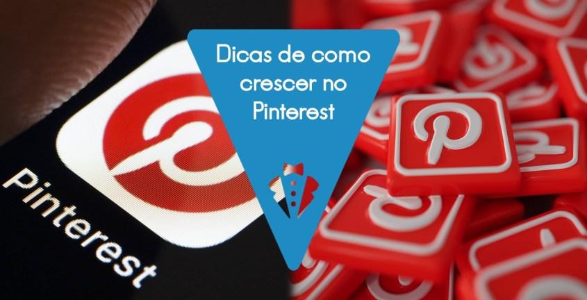 Como crescer no Pinterest