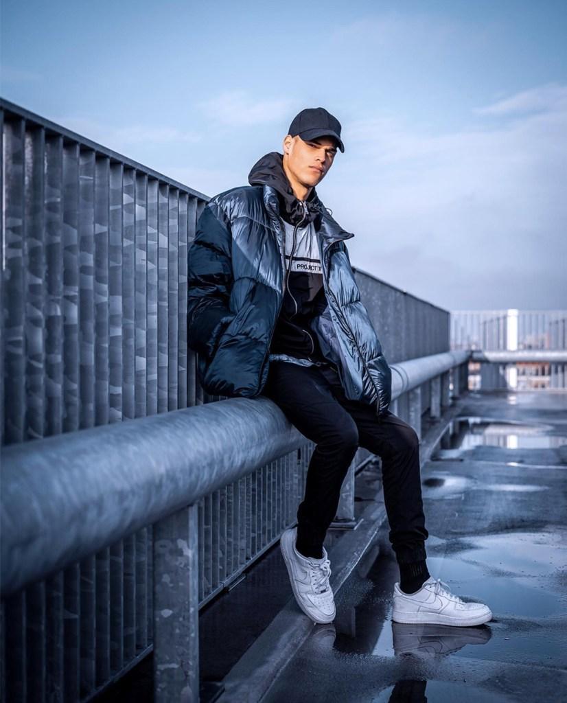 Streetwear: jaqueta doudoune