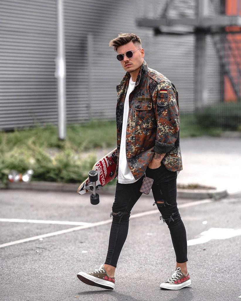Jaqueta parka masculina: como usar?