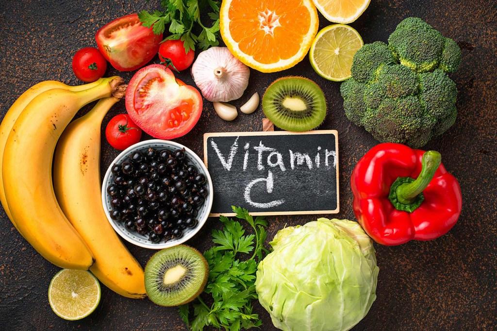 Vitamina C para a pele