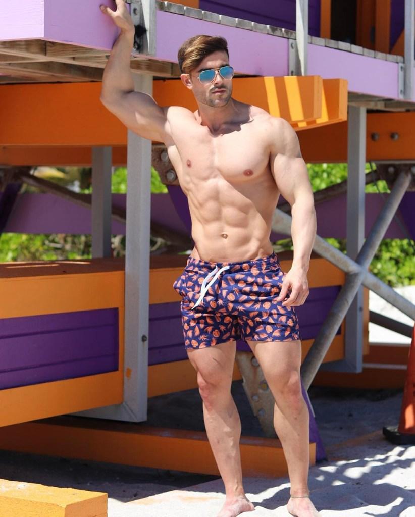 Swim shorts ou mauricinho