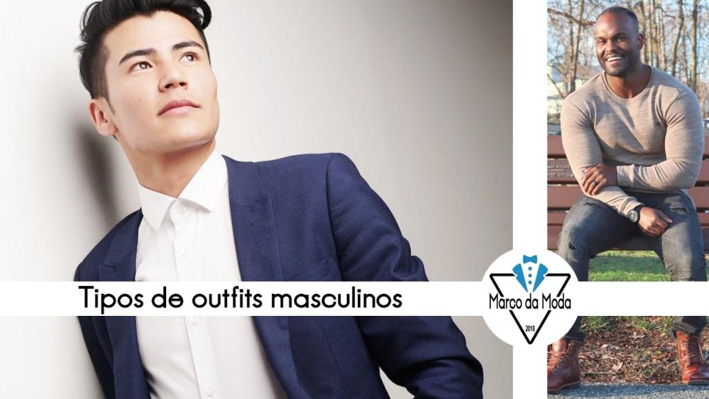 Moda masculina ideias de looks