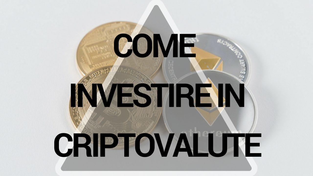 bitcoin investire nel trading forex e cfd dovresti investire in video di criptovaluta