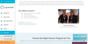 liquidweb affiliate
