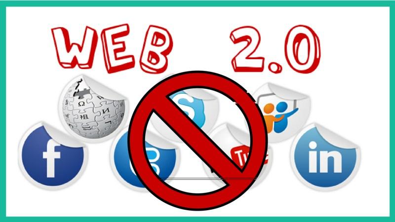 web 2.0 ban