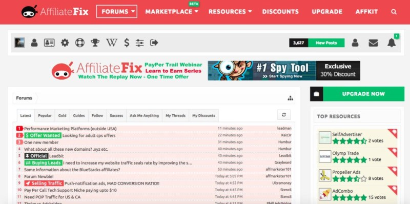 affiliate-forum-fix