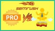 SEMrush PRO VS Guru | How Much Does SEMrush Cost