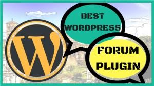 wordpress forum plugin 2