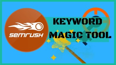 come usare semrush keyword magic tool