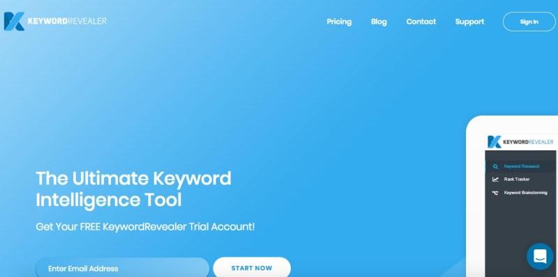 keywordrevealer