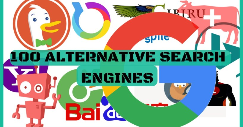 alternative search engines