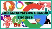 100 Alternative Search Engines | Search Engines List