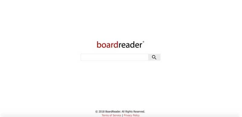 board reader