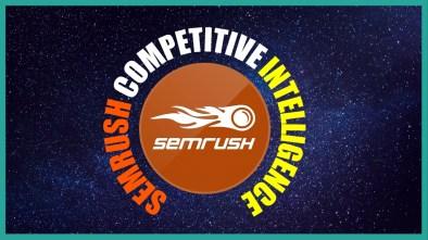 semrush competitive intelligence