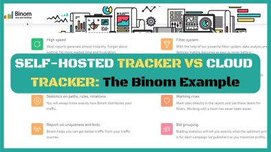 self hosted tracker binom
