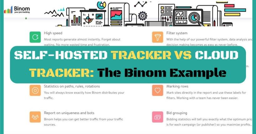 self hosted tracker binom