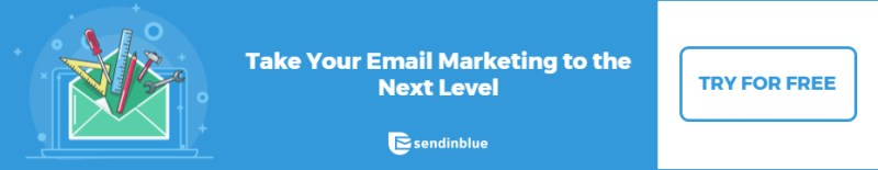 email marketing to the next level sendinblue