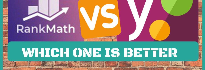 rank math vs yoast seo which one is-better