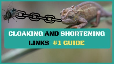 cloaking and shortening links