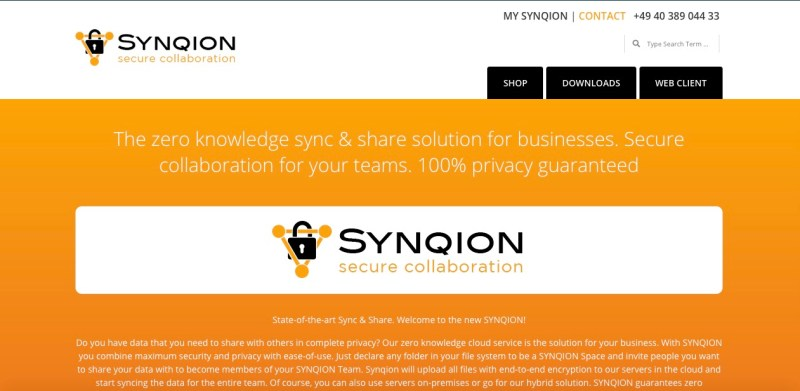 synqion