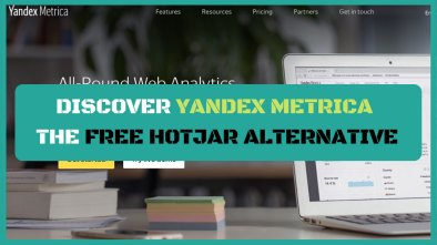discover yandex metrica the free hotjar alternative