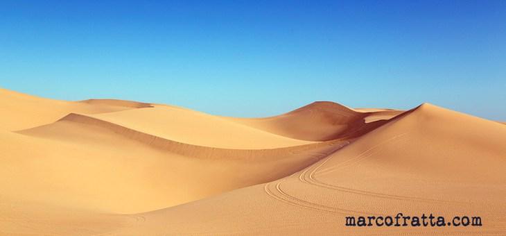 Apriresti un negozio nel deserto?