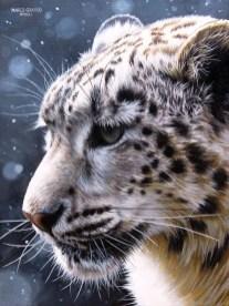 Acrylic on canvas, 16×12 in (40x30 cm), 2021