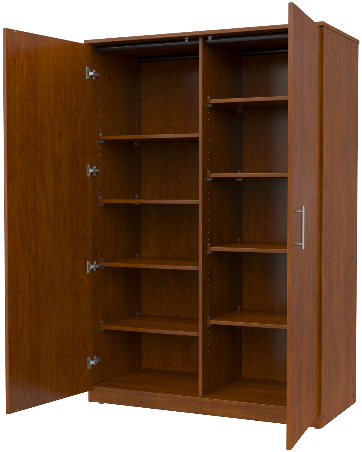 General Storage Cabinet W Divider Marco Group Inc