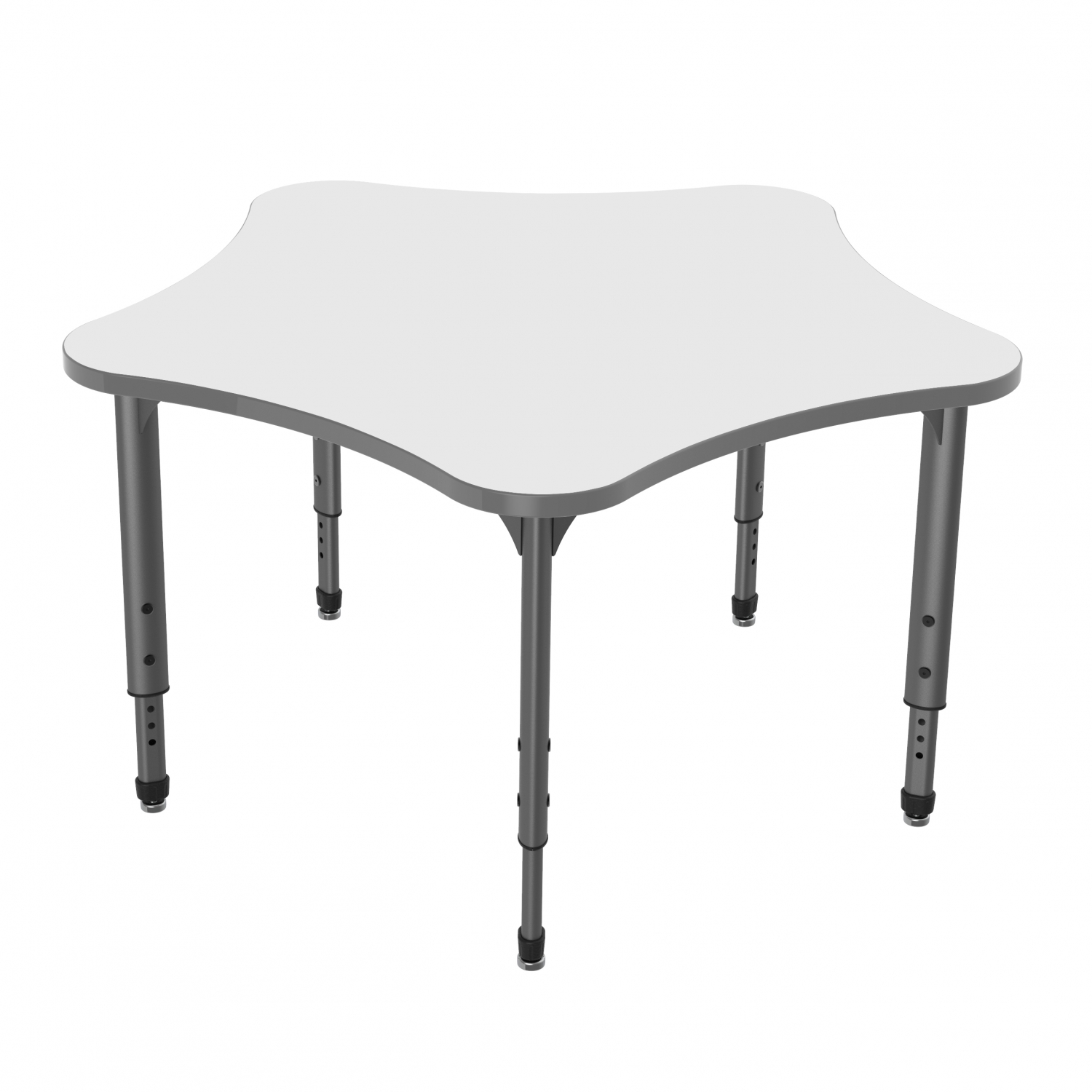 Apex 5 Star Student Table Marco Group Inc