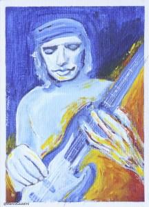 Pittura, Quadro Marco Guzzini Bass