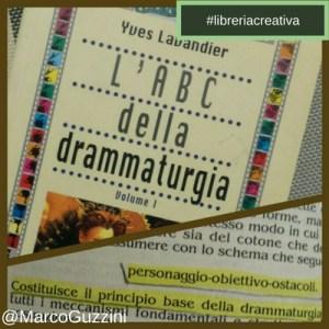 libreria creativa - L'ABC della drammaturgia - Yves Lavandier
