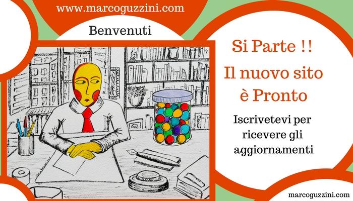 Image Benvenuti sul mio nuovo Sito - Tratti e Spunti Marco Guzzini