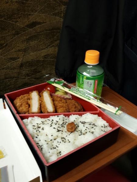 Giappone - Scatole da pranzo - viaggiare in treno
