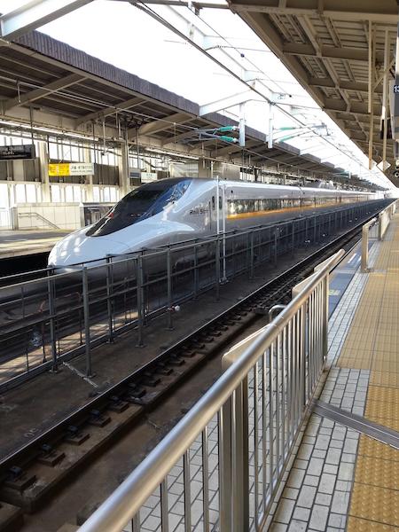 Giappone - treni