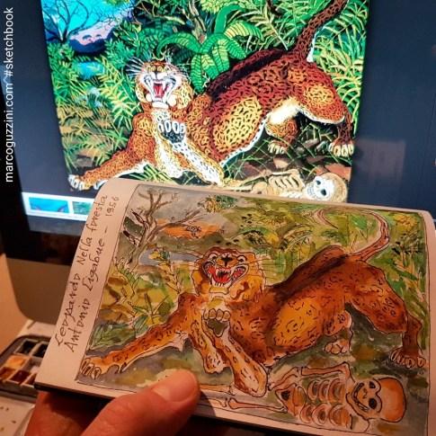 sketchbook ligabue
