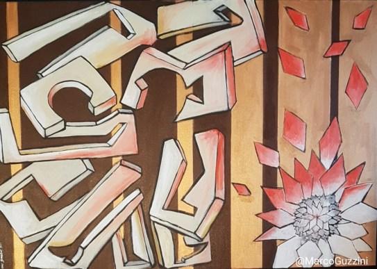 quadro marco guzzini note da ballo