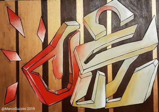note da ballo uno quadro di Marco Guzzini