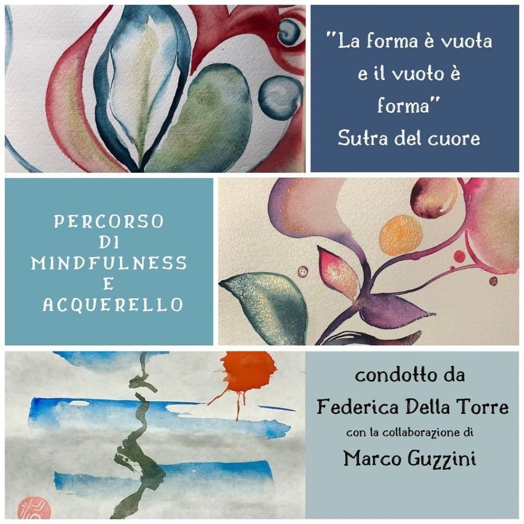 Mindfulness e Acquerello