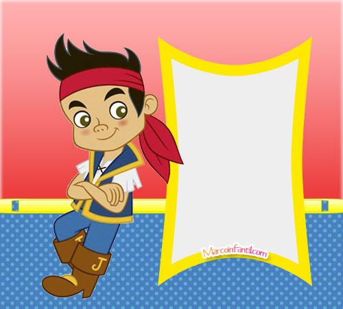 Jake Pirata Marcos Infantiles