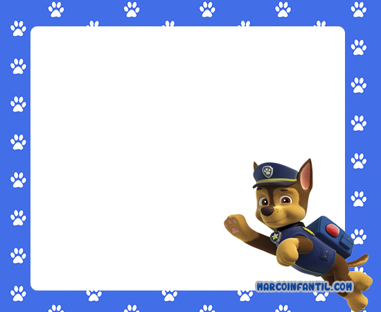 Imagenes de chase paw patrol