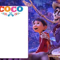 Marcos de Coco Disney
