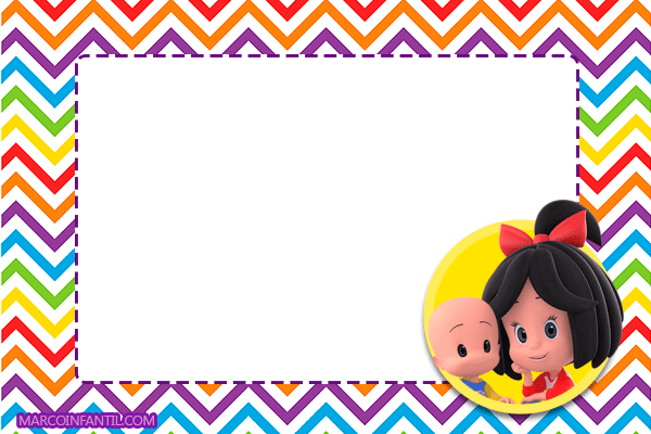 cleo y cuquin printables free frames
