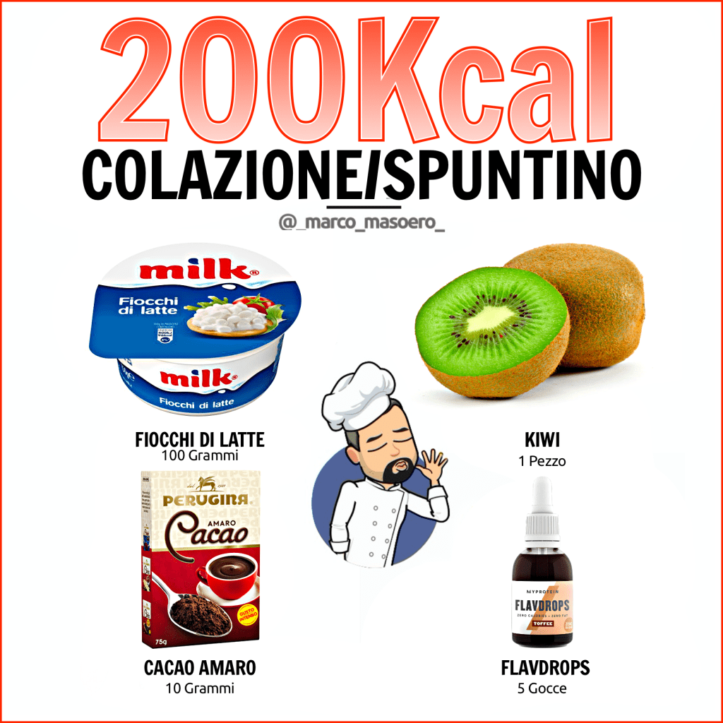 200KCAL FIOCCHI