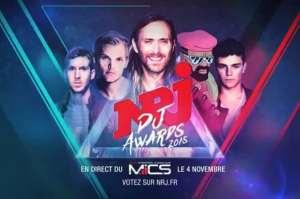 NRJ DJ Awards 2015