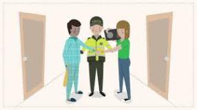 figura mediador policial
