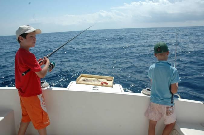 Pesca bambini 2020 Indipendenti per orgoglio anche i bambini più piccoli