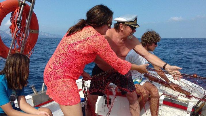 Pescatursimo una forma diversa della pesca professionale