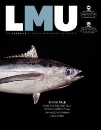 LMU Magazine Winter 2013 Cover