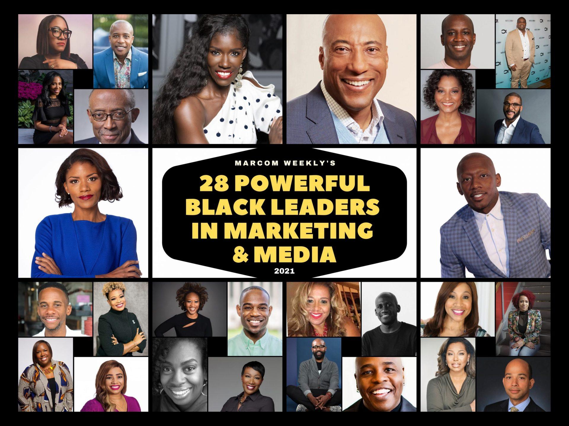 28 powerful Black leaders in marketing and media | Marcom Weekly
